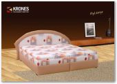 Čalouněná postel BALI
