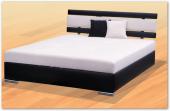 Čalouněná postel - celoplošné lůžko ROLER