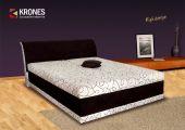 Čalouněná postel - dvojlůžko KLAUDIE