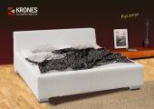 Čalouněná postel - dvojlůžko RALF