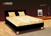 Čalouněná postel - dvojlůžko VESNA 160 AKCE