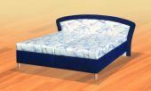 Čalouněná postel - dvoulůžko SORENTO